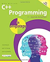 C++ Programming in easy steps, 5th Edition Front Cover