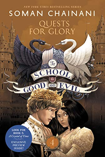 The School for Good and Evil #4: Quests for Glory (Best Hair Straighteners Uk)