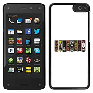Stuss Case / Funda Carcasa protectora - GOT Sygils - Amazon Fire Phone