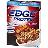Edge Protein Maple Flavour Nut Cluster Cereal, 465 Gram