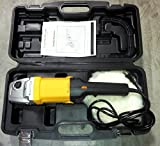New MTN-G Electric Variable Speed Car Polisher Buffer Waxer Sander Detail Boat 7'' w/CASE