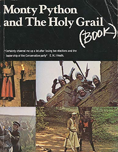 Monty Python and the Holy Grail (BOOK!) (Monty Python And The Holy Grail Script)