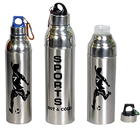 e6528e44ef3 Dynore Stainless Steel Bottle Set