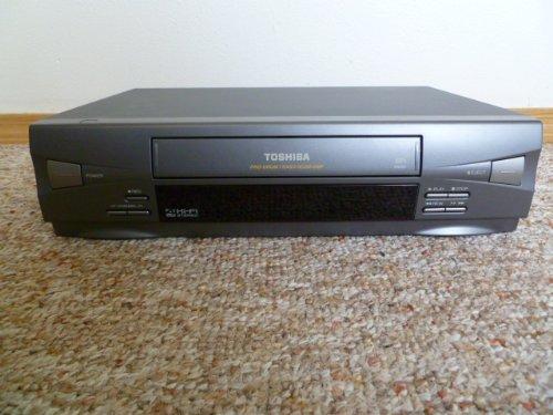 Toshiba M635 HiFi Stereo VHS VCR