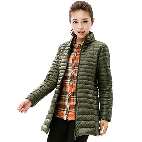 E cultivation Winter Autumn Coat Down Long Self Jacket Outwear Thin Lady Cute Personality Fashion Eiderdown Down And Section Tqg1WP