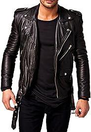 Best Seller Leather Men's Leather Ja