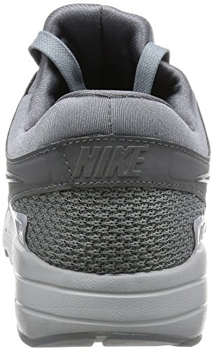 NIKE Men's Air Max Zero QS Running Shoe Grey sale wholesale price 6NSNzmdf5