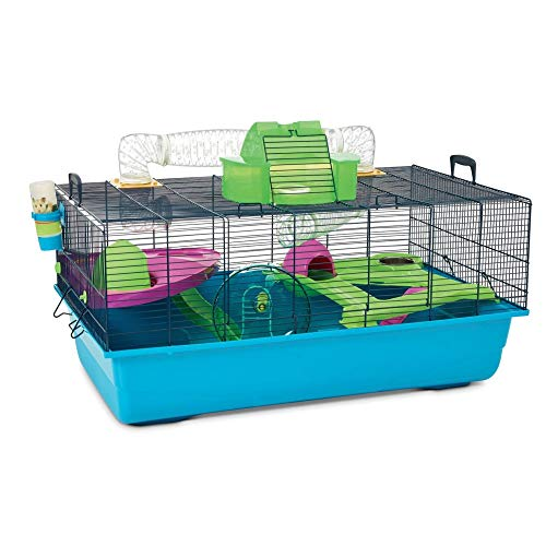 Metro Cage (Savic Hamster Heaven Metro Cage (31x19x19 inch) (Assorted))