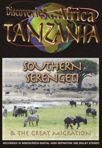 (Discoveries Africa Tanzania: Southern Serengeti)