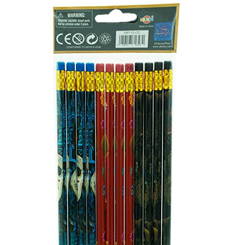 Disney Coco 12 Wood Pencils Pack Photo #2