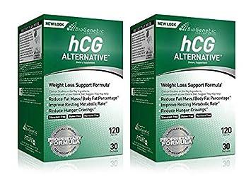 Amazon.com: Laboratorios biogénicos hCG fórmula alternativa ...