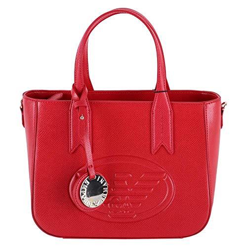 Sac Rouge Frida main collection Armani femme Emporio porté pour qARqwHnPz