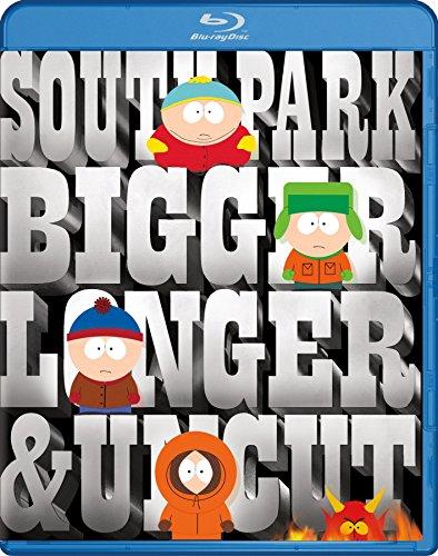 South Park: Bigger, Longer & Uncut [Blu-ray] (South Park Bigger Longer And Uncut 1999)