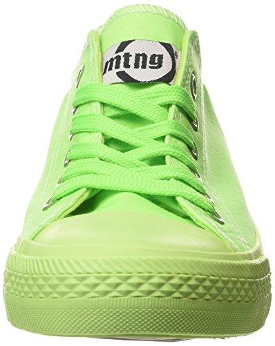 MTNG Attitude tennis - Sneakers Canvas Fluor Verde PElJIpy