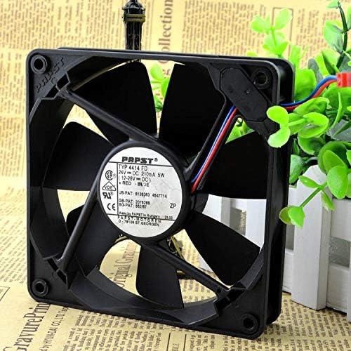 Cytom for Genuine Germany PAPST 12025 24V 5W TYP4414FD 12CM Double Ball Inverter Fan