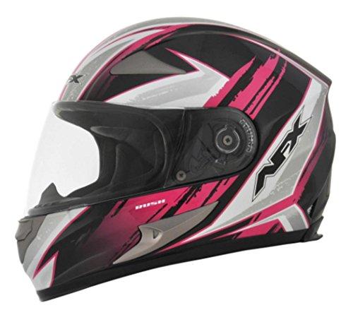 AFX 01018469 FX-90 Rush Helmet (Bright Fuchsia Rush, Small)