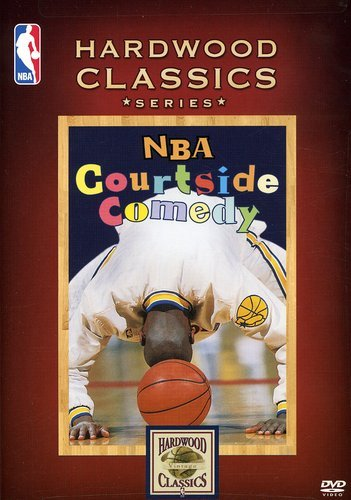 NBA Courtside Comedy (NBA Hardwood Classics)