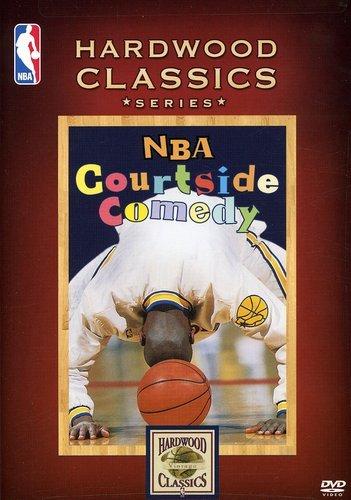 - NBA Courtside Comedy (NBA Hardwood Classics)