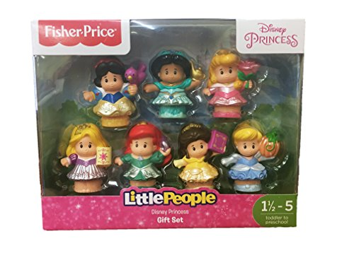 (Fisher Price Little People Disney Princess Gift Set)