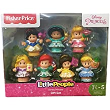 Set de princesas Disney Little People, de Fisher-Price