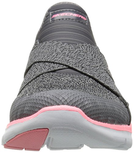 Skechers Flex Appeal 2.0 new Image, Zapatillas Mujer, , Gris (Cccl)