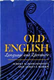 img - for Old English language and literature book / textbook / text book