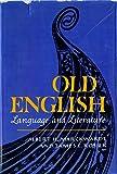 Old English Language and Literature 9780393099911