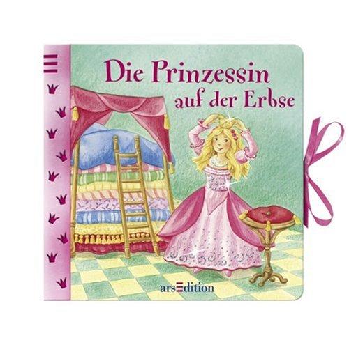 Prinzessin auf der erbse  Die Prinzessin auf der Erbse: Amazon.de: Ursula Weller, Trixi ...