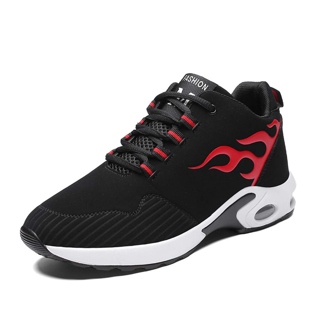 Mens Running Shoes Shockproof Walking Shoes Cushioning Sneakers for Gym Sports Casual Athletic Outdoor