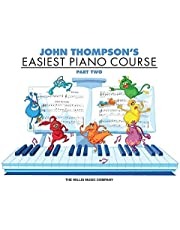 John Thompson's Easiest Piano Course - Part 2 - Book Only
