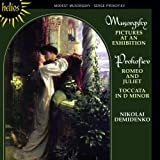 Mussorgsky: Pictures at an Exhibition; Prokofiev: Toccata