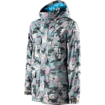 8925323bd0f33 Special Blend Fist Ski Snowboard Jacket Burnt Greens/Last Call Camo Sz XL:  Amazon.co.uk: Sports & Outdoors