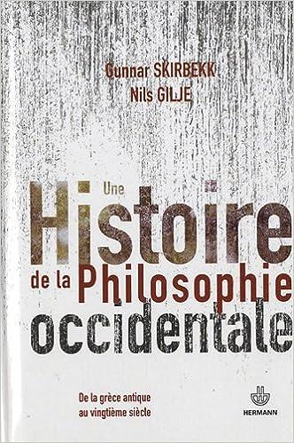 Une histoire de la philosophie occidentale