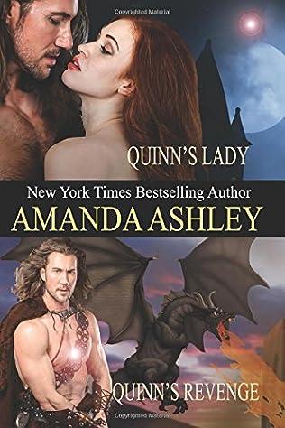 book cover of Quinn\'s Lady / Quinn\'s Revenge