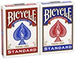 """BICYCLE """"Blue & Red"""": 2 Jeux-Format :..."""