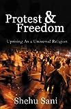 Protest and Freedom, Shehu Sani, 1616674342