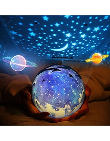 Lights & Lighting Sweety Color Planet Mode Led Lamp Different Shape Baby Girl Bedroom Decoration Lamp Love Heart Star Battery Power Switch Light Easy To Lubricate