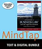 img - for Bundle: Anderson s Business Law and the Legal Environment, Comprehensive Volume, Loose-Leaf Version, 23rd + LMS Integrated for MindTap Business Law, 1 term (6 months) Printed Access Card book / textbook / text book