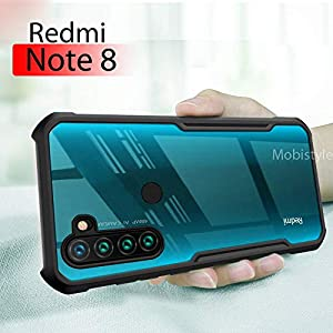 Best 360 Degree Protection Back Cover Case for Redmi Note 8