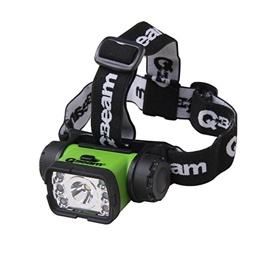 Brinkmann Qbeam 7 LED Headlight, 4 Modes Spot/Flood/Red/Green 809-2631-1