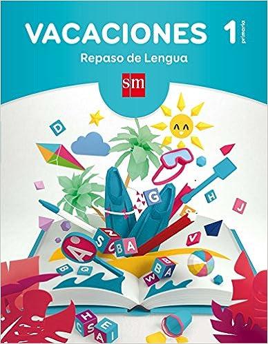 Cuadernos de verano para preescolar, infantil y primaria