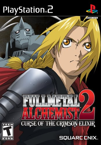 Fullmetal Alchemist 2: Curse of the Crimson Elixir - PlayStation 2