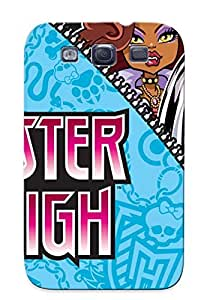 New Arrival Premium Galaxy S3 Case Cover With Appearance (jordan Minor Obligatory Blog My Little Pony V Monster High)