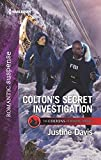 img - for Colton's Secret Investigation (The Coltons of Roaring Springs) book / textbook / text book