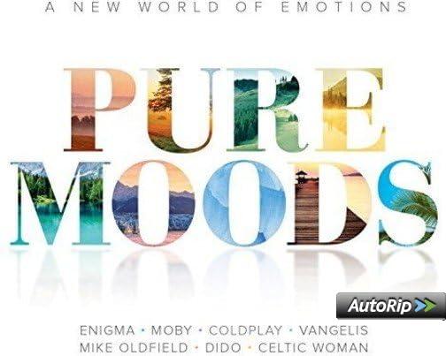 Pure Moods           CD