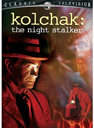 Amazon com: Kolchak - The Night Stalker: Darrin McGavin