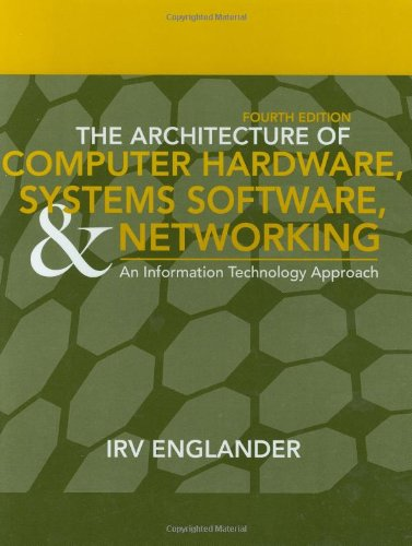 The Architecture Of Computer Hardware And System Software An