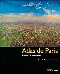Atlas de Paris par Danielle Chadych