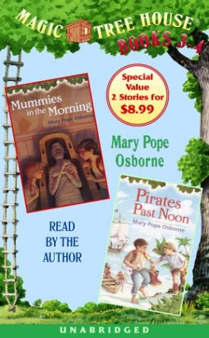 Magic Tree House: Books 3 and 4: Mummies in the Morning, Pirates Past Noon pdf epub