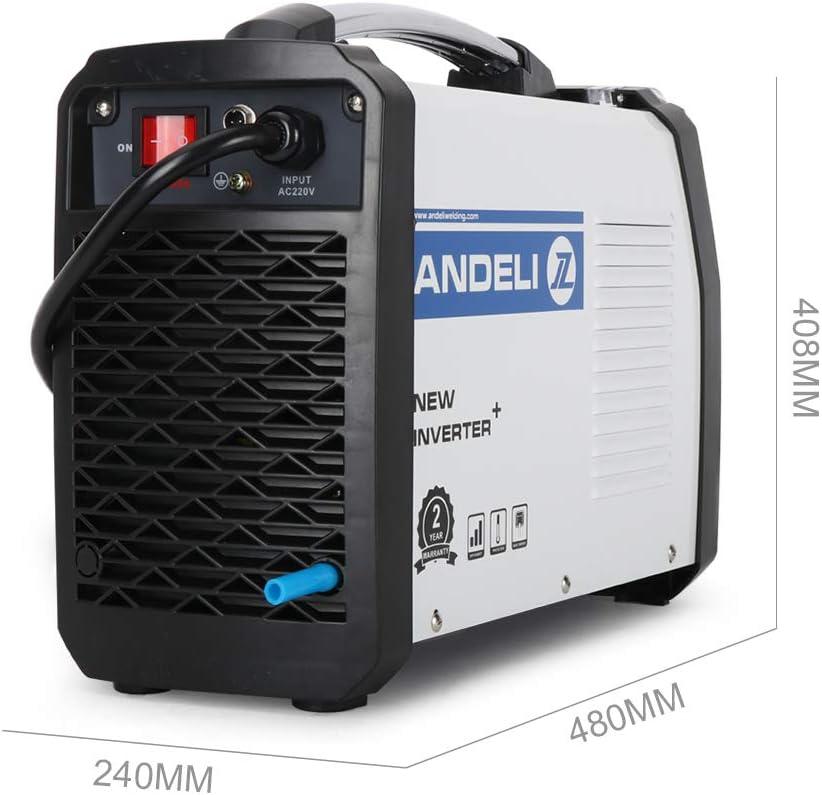 ANDELI TIG Welder with Cold Welding Spot Welding Machines Multifunctional Welder TIG-250GPLC Package 4